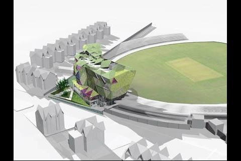 Alsop plans for Headingly cricket ground